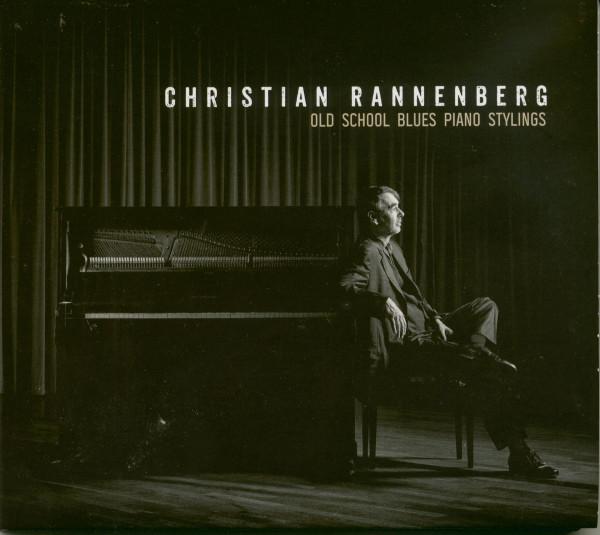 Old School Blues Piano Stylings (CD)