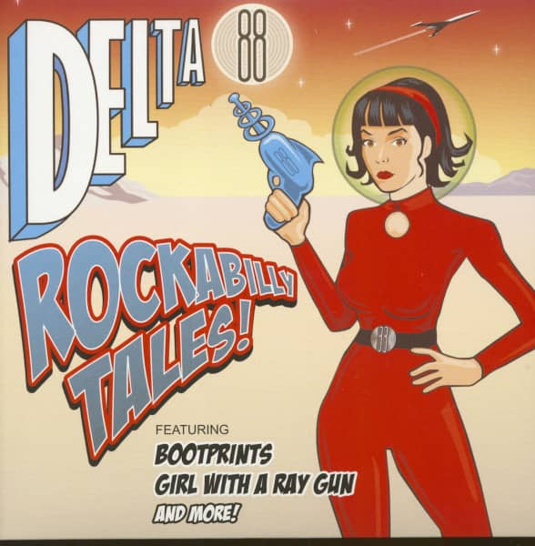 Rockabilly Tales (45rpm, 7inch, EP, PS)