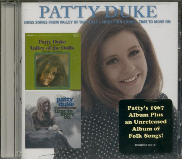Sings Songs From The Valley Of The Dolls - Sings Folk Songs (CD)