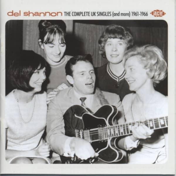 Complete UK Singles & More 1961-66 (2-CD)