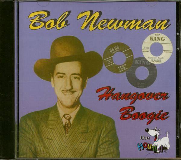 Hangover Boogie (CD)