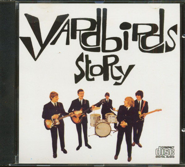 Yardbirds Story (CD)