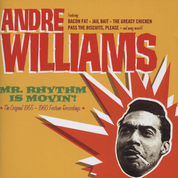 Mr. Rhythm Is Movin' (Fortune 1955-60)