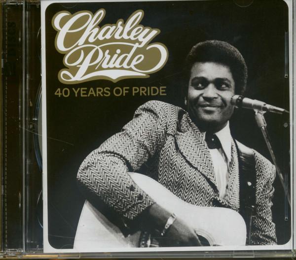 40 Years Of Pride (2-CD)