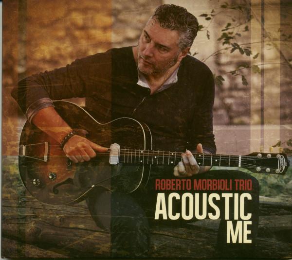 Acoustic Me (CD)