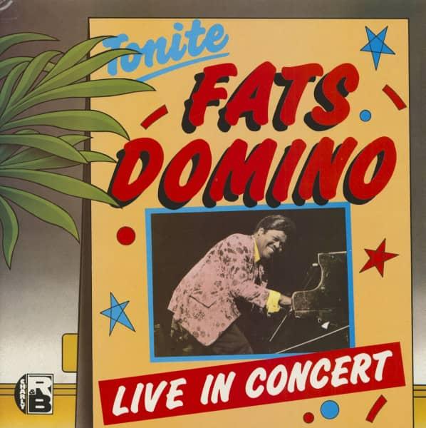 Live In Concert (LP)