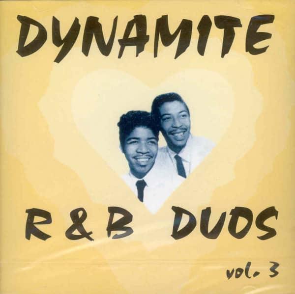 Dynamite R&B Duos Vol.3 (CD)