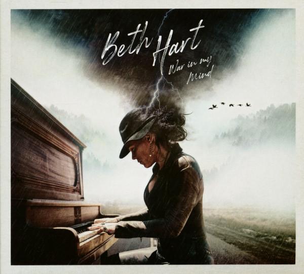 War In My Mind (CD)