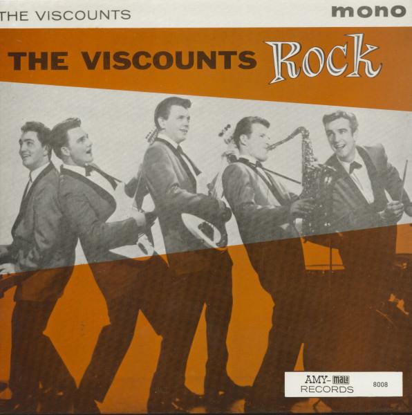 The Viscounts Rock (LP)