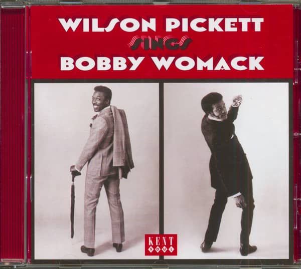 Wilson Pickett Sings Bobby Womack (CD)