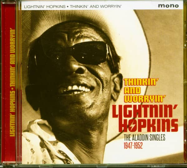 Thinkin' And Worryin' - The Aladdin Singles 1947-1952 (CD)