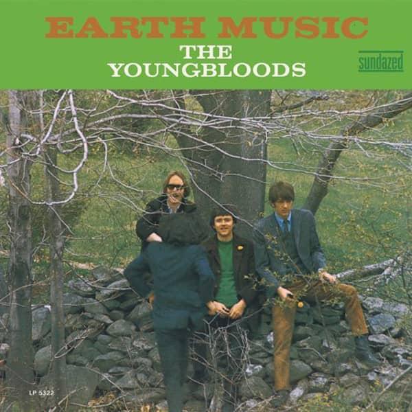 Earth Music (1967) HQ-Vinyl