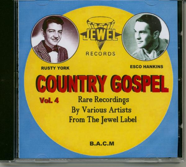 Country Gospel Vol.4 (CD)