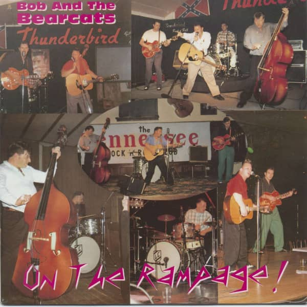On The Rampage - 25cm LP