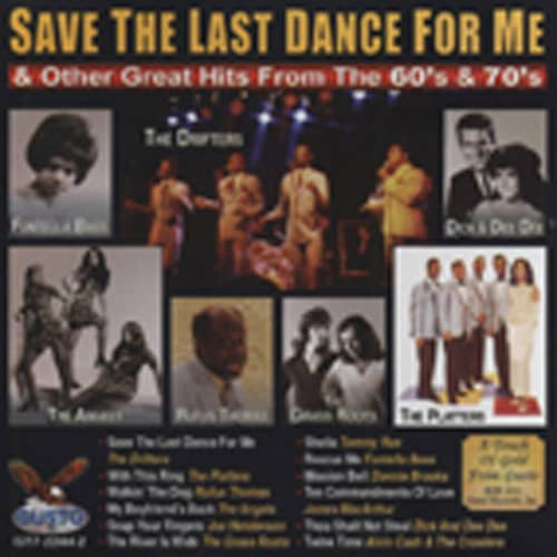 Save The Last Dance Dance For Me - Hits60 - 70s
