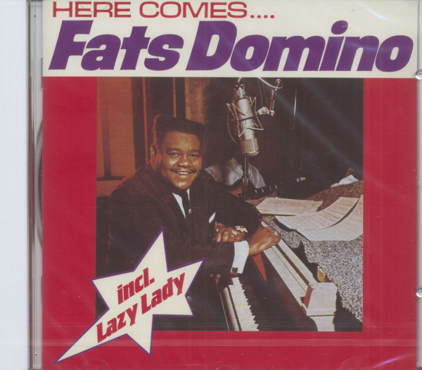 Here Comes Fats Domino (CD Album Plus Bonus Tracks)