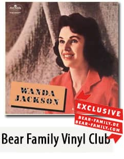 Bear Family Vinyl Club