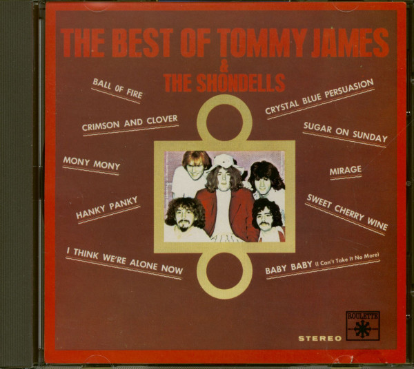 The Best Of Tommy James & The Shondells (CD)