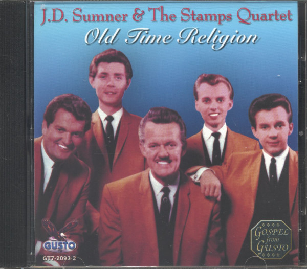 Old Time Religion (CD)