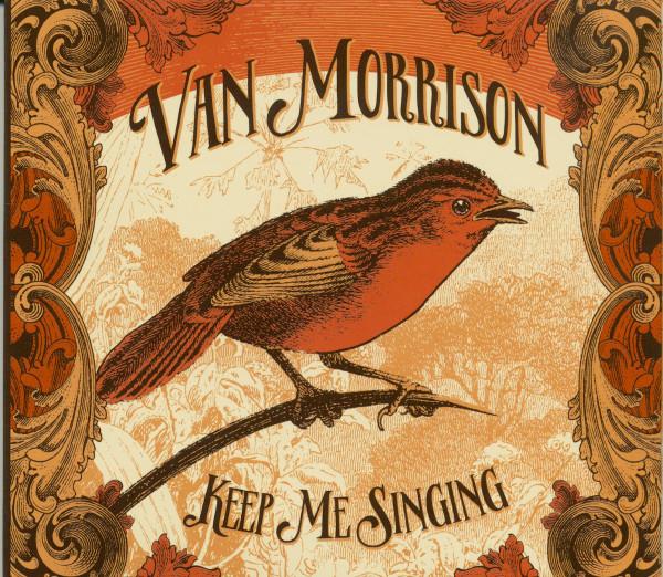 Keep Me Singing (CD)
