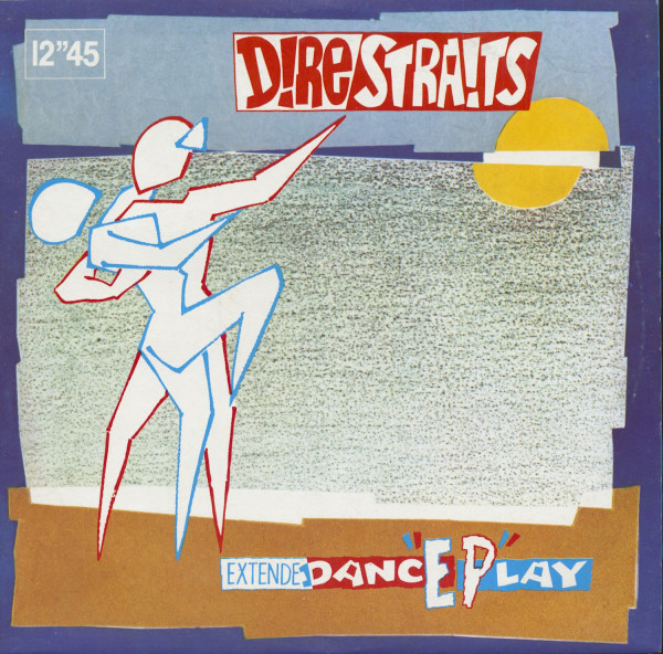 Extended Dance Play (EP, 12inch, 45rpm)
