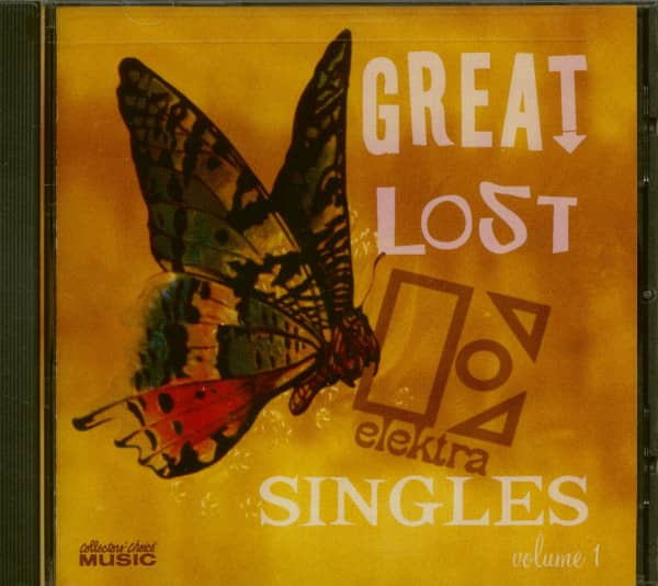 Great Lost Elektra Singles Vol.1 (CD)
