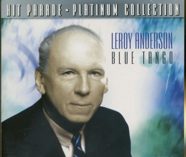 Blue Tango - Hit Parade - Platinum Collection (CD)