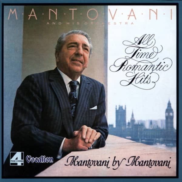 All Time Romantic Hits - Mantovani By Mantovani