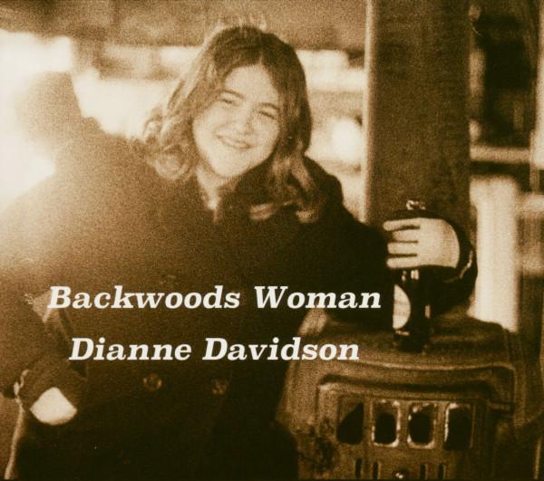 Backwoods Woman (CD)