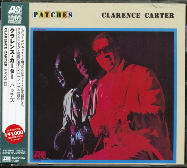 Patches (CD, Japan)