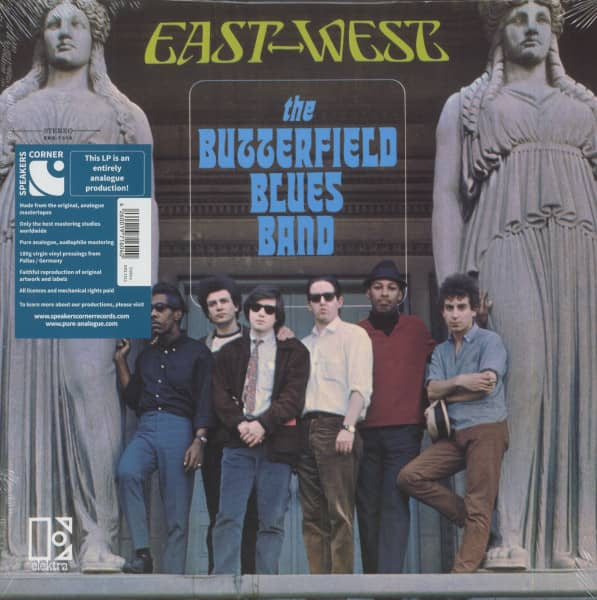 East-West (LP, 180g Vinyl)