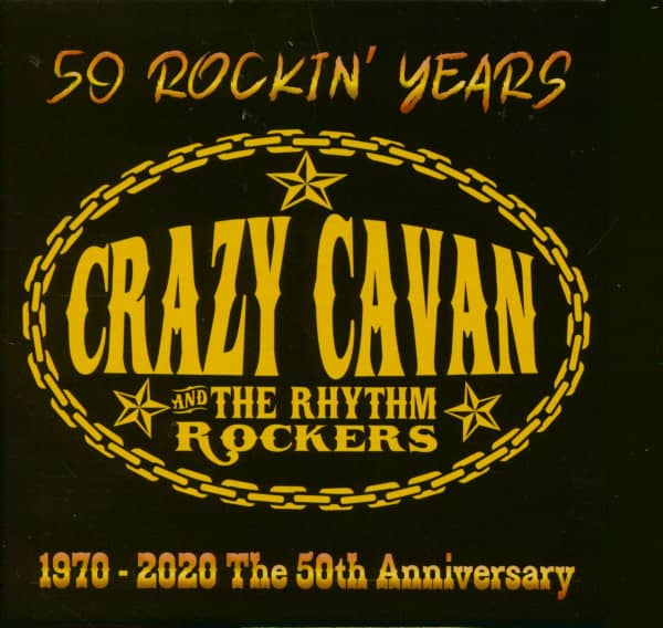 50 Rockin' Years (3-CD)