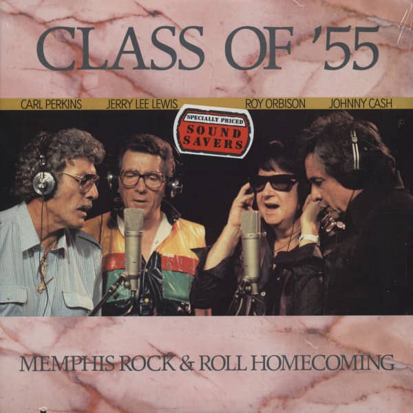 Memphis Rock & Roll Homecoming (Cut-Out)