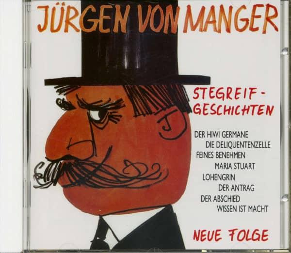 Stegreifgeschichten Vol.2 (CD)