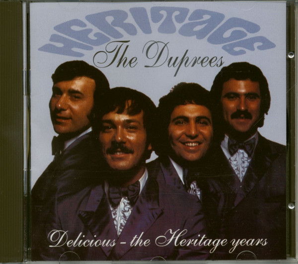 Delicious-The Heritage Years 1968-75 (CD)