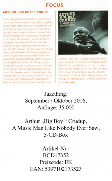 ArthurCrudup_Jazzthing_September-Oktober2016