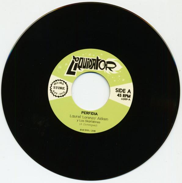 Perfidia - Mi Vida Sin Tu Amor (7inch, 45rpm, Ltd.)