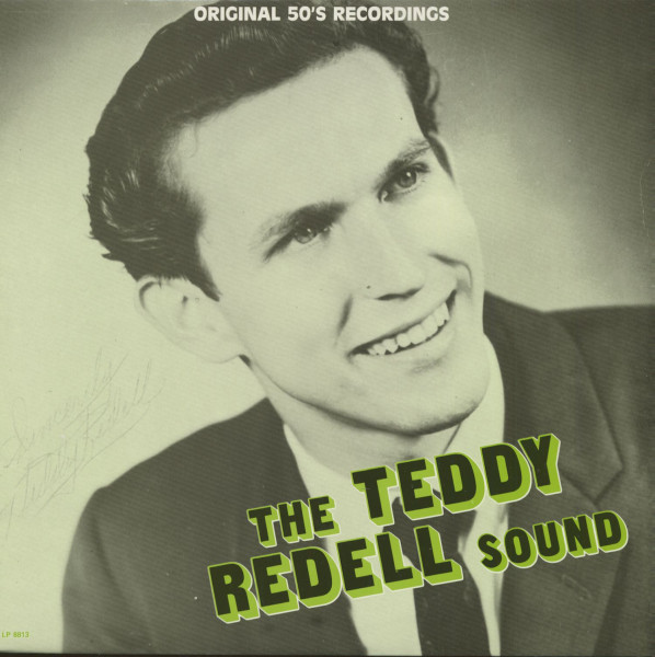 The Teddy Redell Sound - Original 50s Recordings (LP)