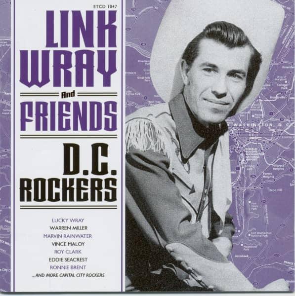 Link Wray & Friends: D.C. Rockers