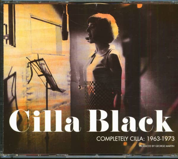 Completely Cilla - 1963-1973 (5-CD & DVD)