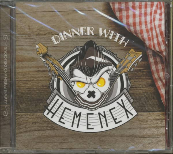Dinner With Hemenex (CD)