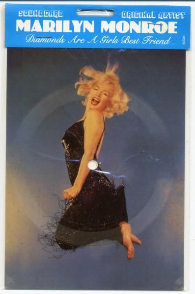 Soundcard - Diamonds Are A Girl's Best Friend (Picture Disc, Flexi-Disc)