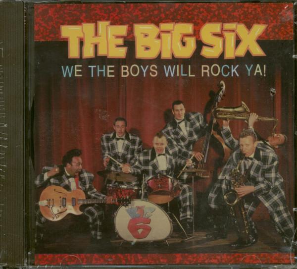 We The Boys Will Rock Ya