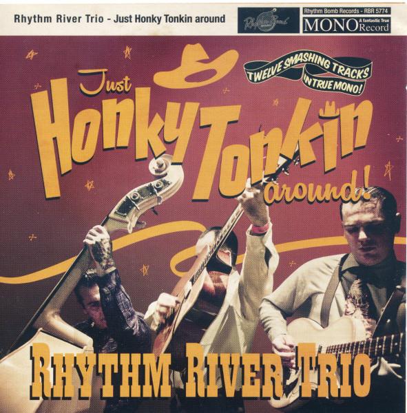 Just Honky Tonkin' Around! (2014)