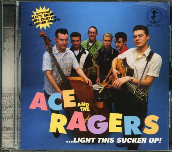 Light This Sucker Up! (CD)
