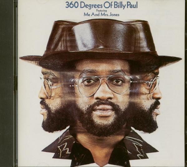 360 Degrees Of Billy Paul (CD)