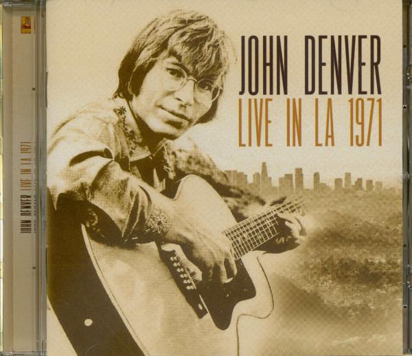 Live In LA 1971 (CD)