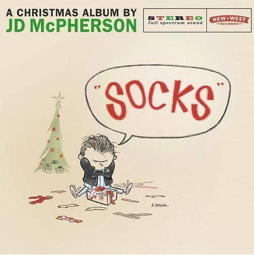 Socks (LP, Green Vinyl, Ltd.)