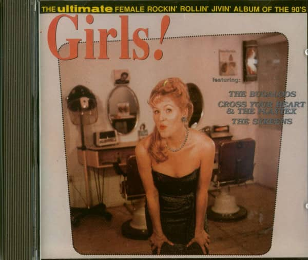 Girls! (CD)