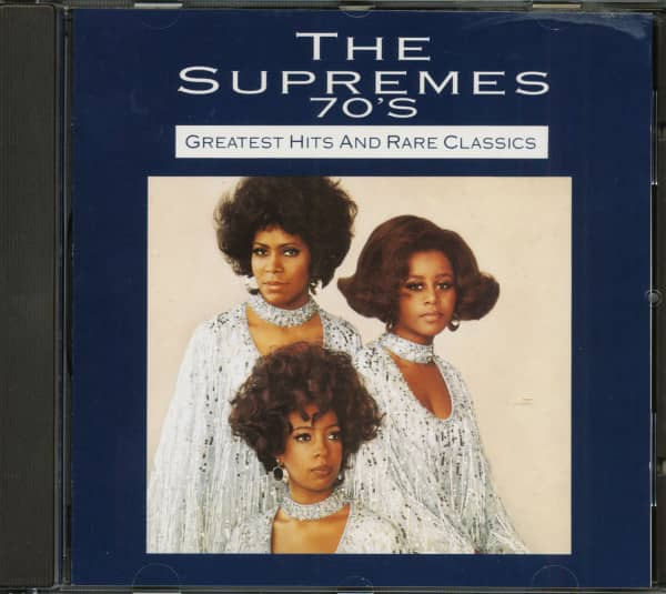 The Supremes 70's Greatest Hits And Rare Classics (CD)